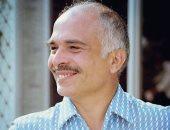 """ولى العهد الأردني ينشر صورة لجده الملك حسين ويعلق: """"رجل بحجم الوطن"""""""