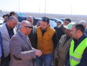 وزير النقل: تطوير وتوسعة الطريق الدائرى لـ8 حارات بكل اتجاه بتكلفة 5.4 مليار جنيه