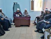 """""""أوقاف الأقصر"""" تتابع النشاط الدعوى وتشكيل لجان للمرور على المساجد.. صور"""