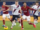 روما يسقط بثلاثية أمام بولونيا فى الدوري الايطالي.. فيديو