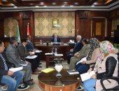 محافظ المنيا: توقيع بروتوكول لتطوير 10 مناطق غير مخططة قريبًا
