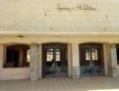 أهالى مدينة الرديسية بأسوان يطالبون بتطوير محطة القطار بعد سرقة محتوياتها