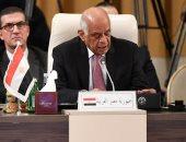 على عبدالعال يغادر الأردن بعد مشاركته في المؤتمر الطارئ للبرلمان العربي