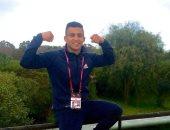 طالب تربية رياضة المنوفية يحصد ذهبية أفريقيا للشباب