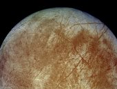 مركبة جونو الفضائية ترصد ظل خسوف آيو البركاني على كوكب المشتري