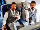 تعرف على المتة.. مشروب ميسي وسواريز المفضل قبل مباريات برشلونة
