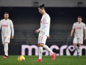 ملخص وأهداف مباراة هيلاس فيرونا ضد يوفنتوس فى الدوري الإيطالي