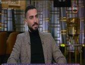 محمد الشرنوبى يهدى أغنية أنا لحبيبى إلى خطيبته راندا على الهواء