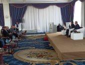 وزير الآثار يعقد لقاء مع قيادات السياحة ورجال الآثار فى الأقصر (فيديو وصور)