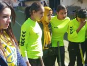 هوكى الشرقية يفوز على مركز شباب ناصر بخماسية نظيفة ويتصدر الدورى