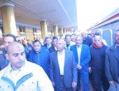 وزير النقل: زيادة منافذ بيع التذاكر وإتاحة رد للتذكرة قبل السفر بـ 24ساعة