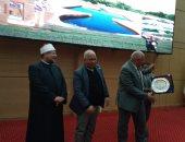 وزير الأوقاف: إنارة مساجد الوادى الجديد بالطاقة الشمسية