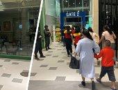 """فيديو وصور.. مقتل وإصابة أكثر من 50 شخصا في هجوم لجندي تايلاندي بشوارع مدينة """"كورات"""".. الجيش يدفع بالقوات الخاصة للقبض على الجاني وتحرير رهائن احتجزهم بمركز للتسوق.. والشرطة تستدعى أمه لإقناعه بالاستسلام"""