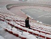 تأجيل مباراة مونشنجلادباخ وكولن في الدوري الألماني لسوء الأحوال الجوية
