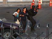 شرطة تايلاند: مطلق النار يتحصن فى بدروم المركز التجارى وليس معه رهائن.. صور