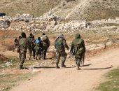 الجيش السورى يزيل ألغام على مساحة 1.6 هكتار خلال 24 ساعة
