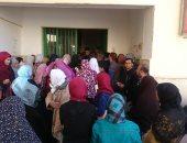 الكشف على 466 حالة وتحويل 6 ﻹجراء جراحات كبرى بقافلة جامعة المنصورة