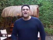 أكرم حسنى: فخور جدًا بمشاركتى فى الكليب الجديد لرامى جمال