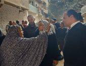 محافظة القاهرة تزيل اليوم منطقة السحيلة بمصر القديمة بعد نقل سكانها للأسمرات