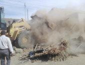 محافظ قنا: استرداد 100 فدان من أراضى أملاك الدولة بمركز دشنا