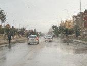 الأرصاد: انخفاض فى درجات الحرارة وأمطار متوسطة على القاهرة