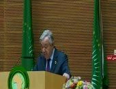 """""""الأمم المتحدة"""": مشاكل القارة السمراء تحتاج للحل تحت مظلة أفريقية"""