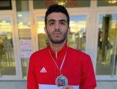 مالك سلامة وياسمين حمدى يتوجان ببرونزية البطولة الأفريقية للكاراتيه