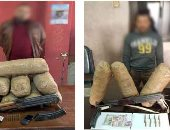ضبط 4 بنادق آلية وخرطوش و26 طلقة نارية فى حملة أمنية بالدقهلية