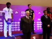 فيديو.. تتويج سمر حمزة بذهبية البطولة الأفريقية للمصارعة بالجزائر