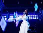 أدينا مينزيل تبدع بأغنيتها الشهيرة فى فيلم Frozen 2 بحفل الأوسكار.. فيديو