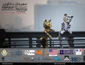 22 عرضا بمشاركة 7 دول فى مهرجان حكاوى الدولى لفنون الطفل
