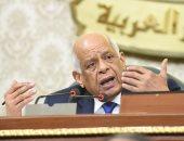 صور.. رئيس البرلمان يحيل 6 مشروعات قوانين إلى اللجان النوعية