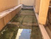 المياه الجوفية تغرق بلوك 19029 بالحى الرابع بمدينة العبور.. والسكان: انقذونا
