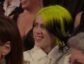 شاهد رد فعل بيلى إيليش على غناء كريستين ويج ومايا رودولف بحفل الأوسكار 2020