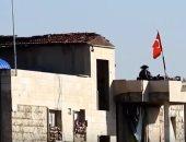 شاهد.. الجيش السورى يحاصر نقاط تفتيش تركية.. وقوات أردوغان فى حالة ارتباك