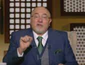 بالفيديو.. خالد الجندى: الشيوخ ليسوا مندوبين عن الله وكل شخص يحاسب عن نفسه
