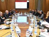 وزيرا  الانتاج الحربى والبيئة يواصلان اجتماعات ملف تدوير المخلفات