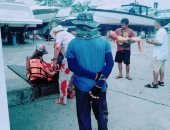 لحظة تصادم قاربين بجزيرة تايلاندية ومصرع طفلين وإصابة 20 سائحا روسيا.. فيديو