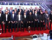 حفل تكريم بريزينتشين لمنتخب اليد في حضور وزير الرياضة