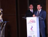 صور.. وزير الشباب والرياضة: كرة اليد المصرية منظومة أتت بثمارها