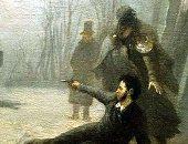 من هو الفرنسى جورج دانتس قاتل الشاعر الروسى الشهير بوشكين؟