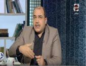 """محمد الباز يكشف كذب أيمن نور ومخططته لضرب مصر: """"يقدم زوجته على أنها مسئول سويدي"""""""