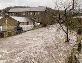 مصرع 3 أشخاص وانقطاع الكهرباء جراء سوء الأحوال الجوية فى أوروبا