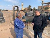 صور .. محافظ البحر الأحمر يوافق على توزيع أراضى الشباب 2008 برأس غارب