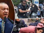قمع أردوغان.. مذكرات اعتقال بحق 695 شخصا للاشتباه فى صلتهم بفتح الله جولن