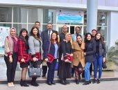 برنامج تدريبي مميز لريادة الأعمال بالجامعة المصرية الصينية (صور)