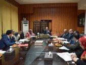 رئيس جامعة بنى سويف: إعلان نتيجة امتحانات التعلم المدمج خلال أسبوعين