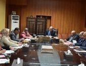 رئيس جامعة بنى سويف: إنشاء مستودع رقمى لاحتواء الإنتاج الفكرى للباحثين