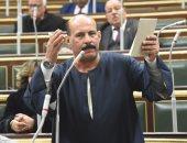 برلمانى: موظف بمكتب وزيرة الصحة قالى أنت ولا المجلس يقدروا يشلونى من مكانى