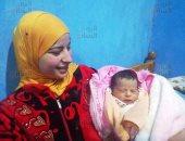 انفراد.. أول صورة للطفلة ياسمين المولودة رقم 100 مليون بمصر.. فيديو